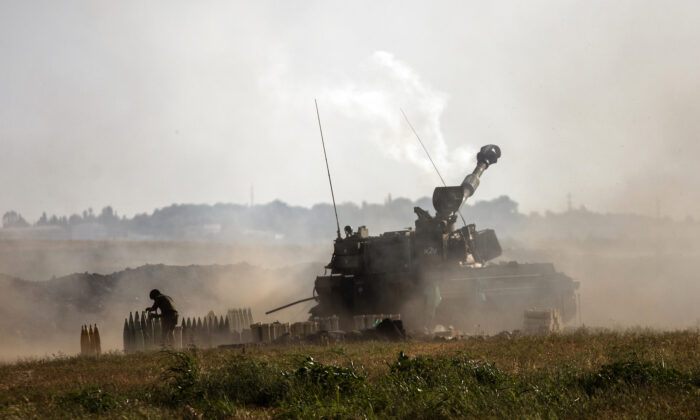 Israel Says Over 9 Miles of Gaza 'Terror Tunnel' Destroyed in Airstrikes