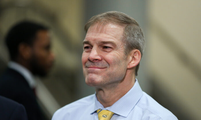 Jordan Says 'Votes Are There' to Oust Cheney From House Republican Leadership