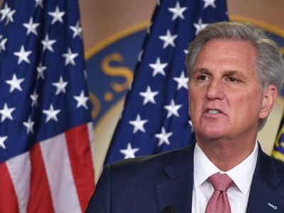 'Let's Find a Person We Can Trust': House GOP Leader Says Fauci Needs to Go