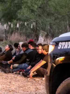 Border Patrol Arrests Over 160 Illegal Immigrants