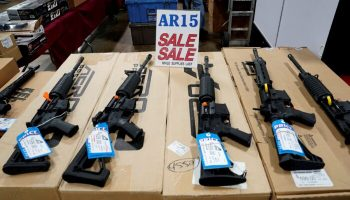 Justice Department Unveils Proposed Gun Restriction Rule