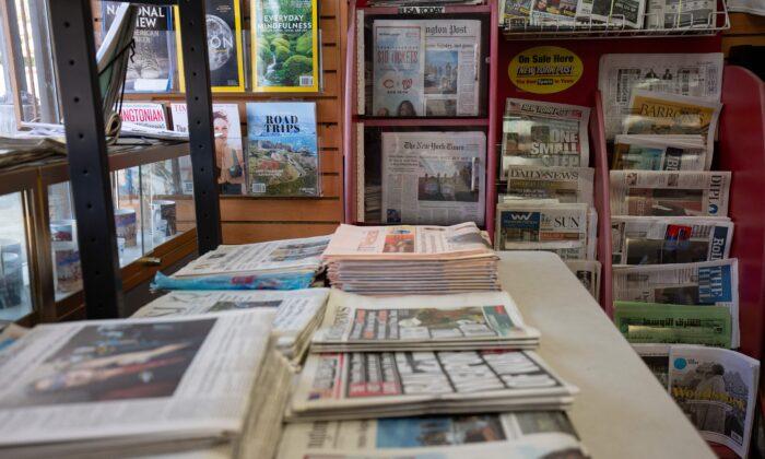 United States Ranks Last in Global Media Trust: Report