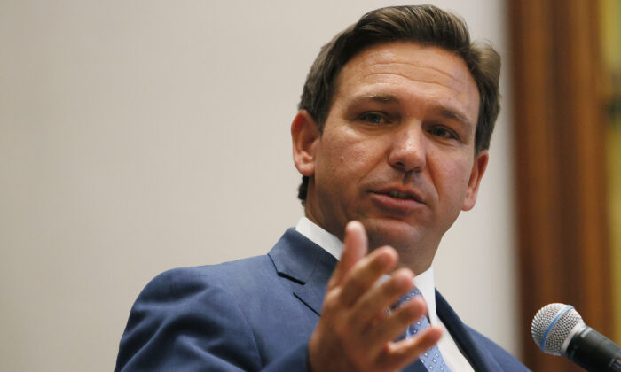 DeSantis Disrespected Police Officers Can Relocate to Florida
