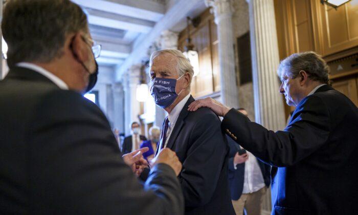 2,702-Page Infrastructure Bill Released Ahead of Floor Debate