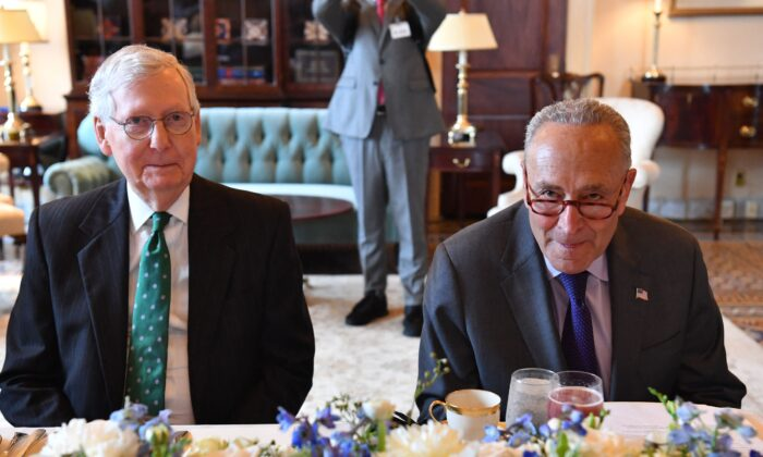 McConnell Warns: GOP Won't Raise Debt Ceiling Over $3.5 Trillion Spending Package