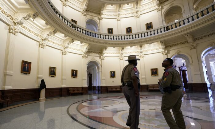 Officers Deputized to Start Rounding Up Missing Texas House Democrats