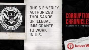DHS's E-Verify Authorizes Thousands of Illegal Immigrants to Work in U.S.