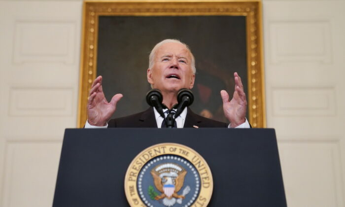 More Than Half of US States Vow to Fight Biden's Vaccine Mandate