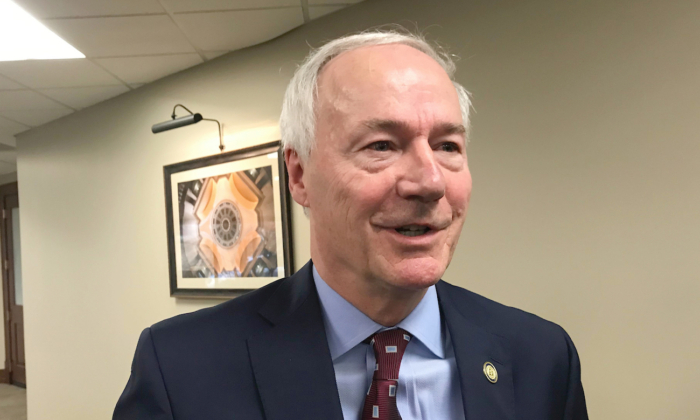 Arkansas Governor Allows Bill Requiring Vaccine Opt-Outs to Become Law