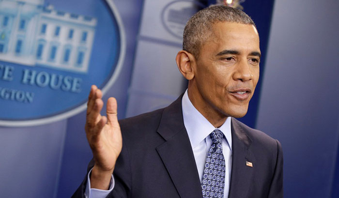Obama To Virginia Voters: Don't Pay Attention