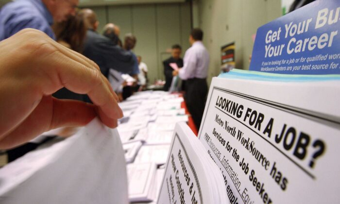 Unemployment Claims Fall to Lowest Level Since Beginning of COVID-19 Pandemic Last Year