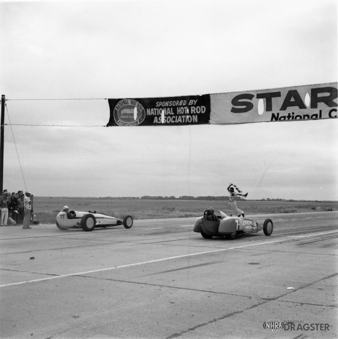 1955 NHRA Nationals—Great Bend, Kansas - slide 2