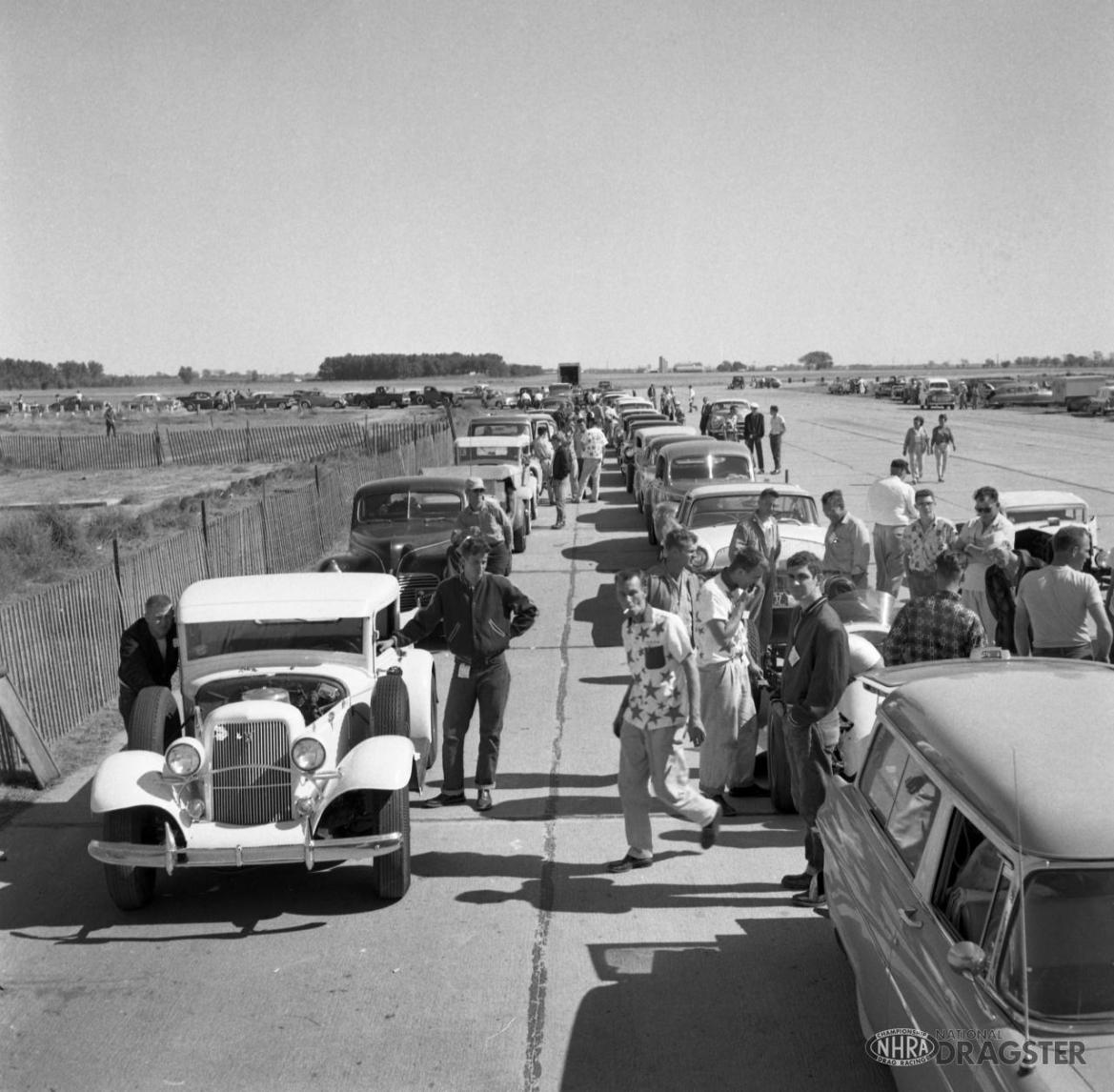 1955 NHRA Nationals—Great Bend, Kansas - slide 58