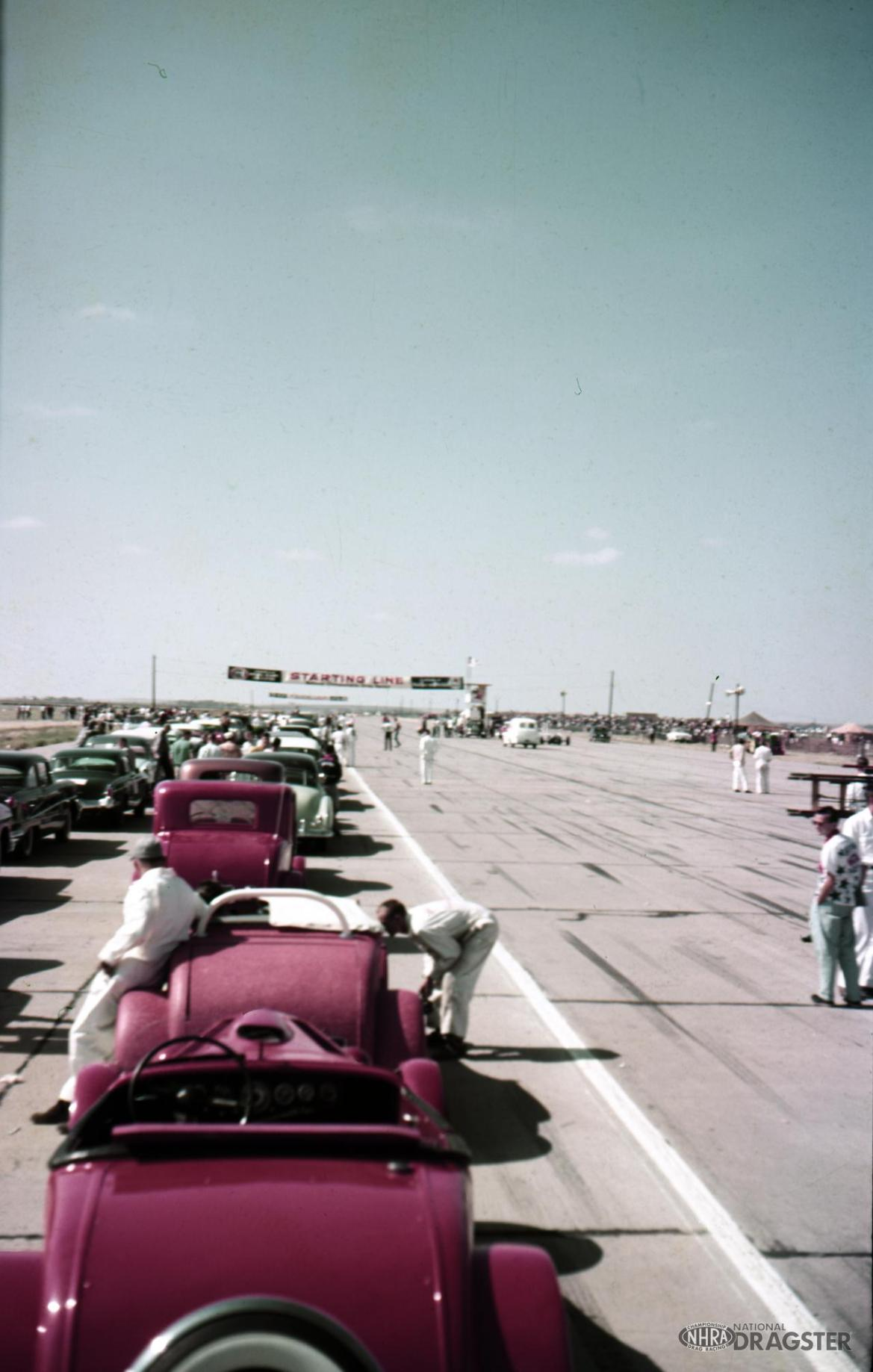 1955 NHRA Nationals—Great Bend, Kansas - slide 50
