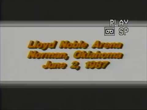 1987 Norman High School Graduation