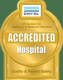 DNV-GL Accreditation Logo
