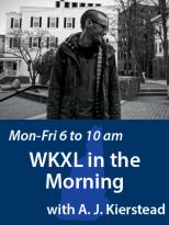 WKXL in the Morning widget