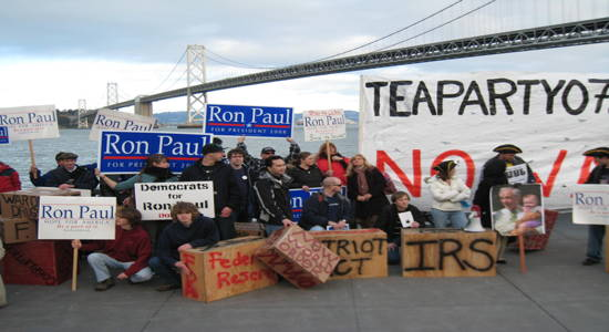 Image result for image of tea party december 16 2007