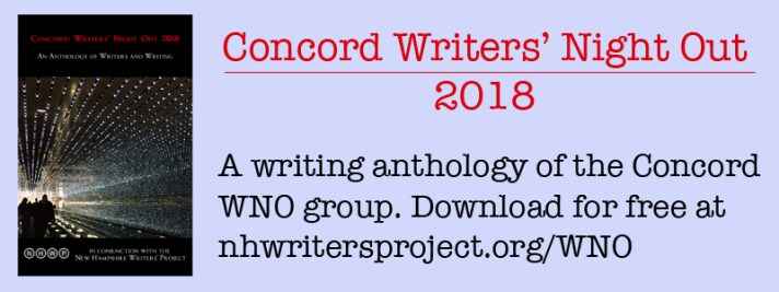 Writers' Night Out - New Hampshire Writers' Project
