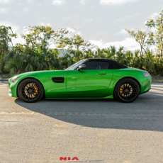 mercades amg gt side skirts side splitters side blades side diffusers side lip