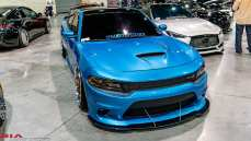 Dodge Charger Scat Pack RT hellcat NIA Sleek Splitter Lip Body Kit 2015 2016 2017 2018 2019 ground effects