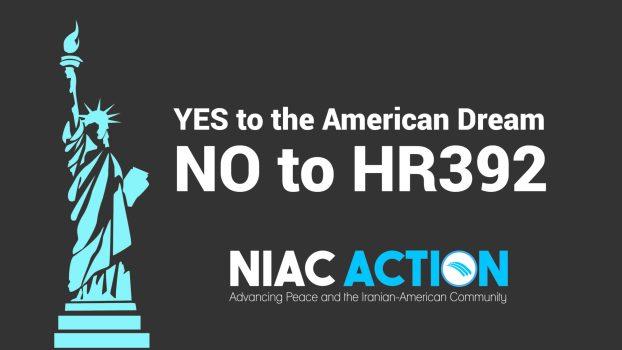 HR392 | NIAC Action