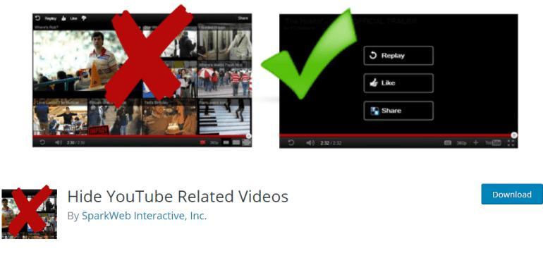 embed video youtube WordPress