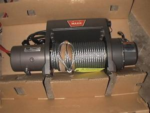 unbox the winch