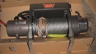 Warn X8000i Winch