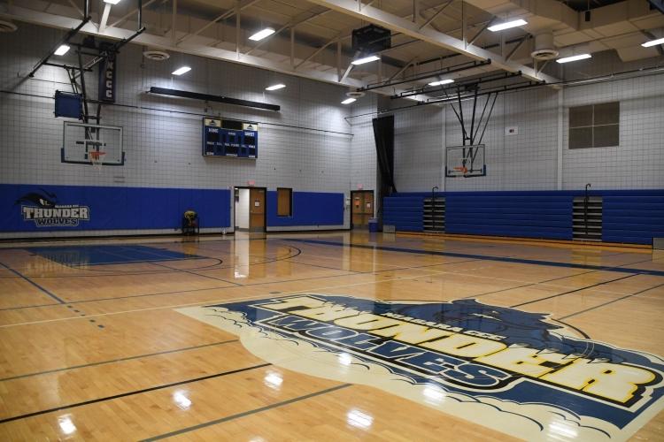 Main Gym (H-110)