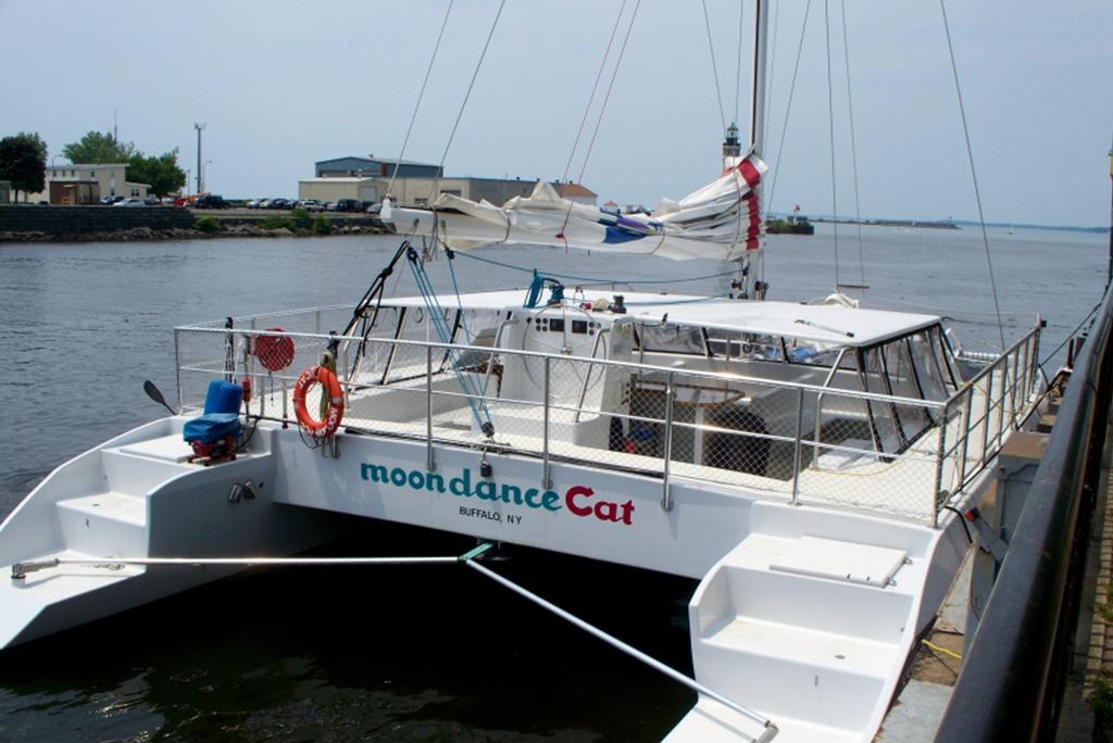 Moondance Catamaran