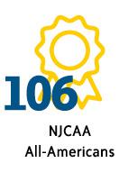 106 NJCAA All-Americans