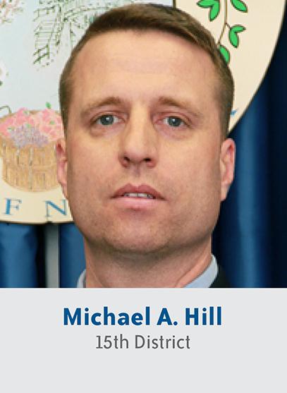 Michael A. Hill