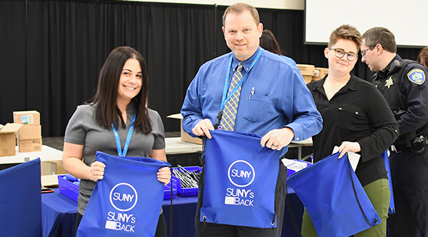 SUNY's Got Your Back