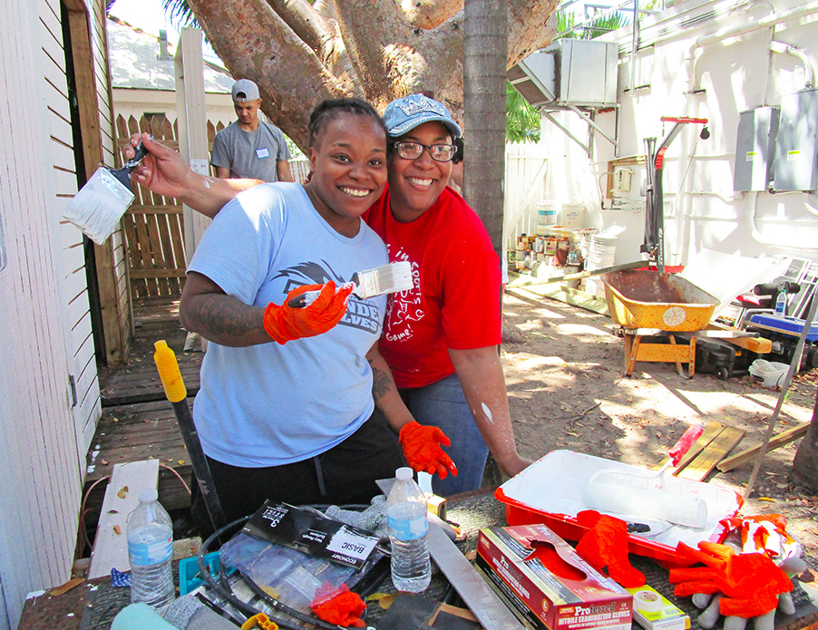 Student Life Alternative Spring Break – Habitat for Humanity