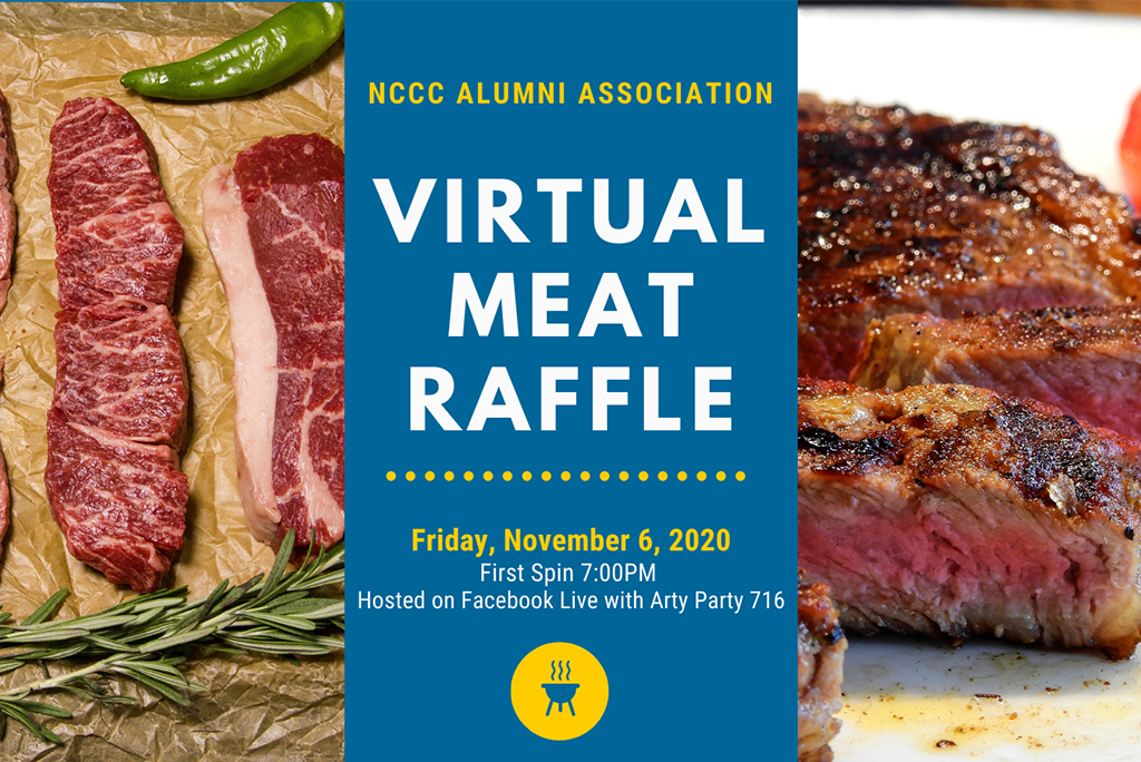 Virtual Meat Raffle