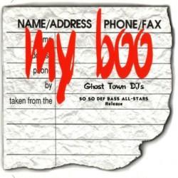 , Ghost Town DJs – 'My Boo' (Balam Acab remix)