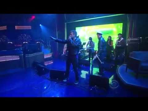 , Video: Gorillaz live on Letterman (45 minutes)