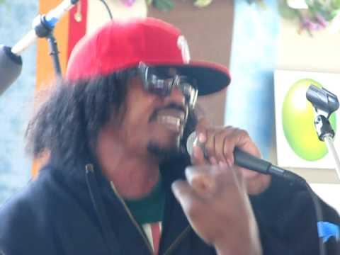 , SXSW 2010 video: Dam Funk
