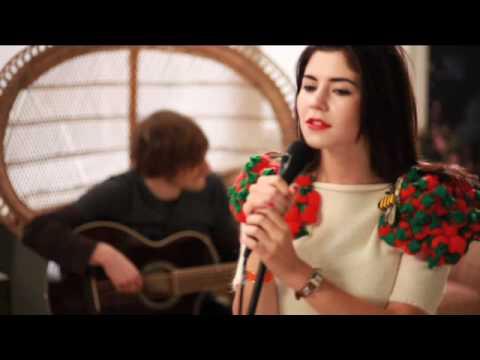 , Marina does Hollywood