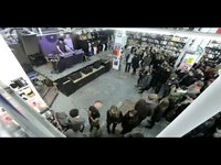 , Video: Solar Bears live in Rough Trade, London
