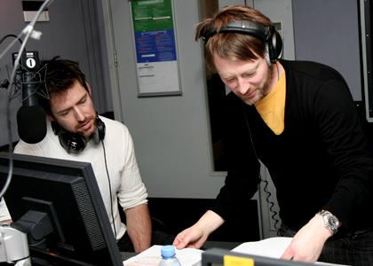 , Radiohead take over Zane Lowe on Radio One