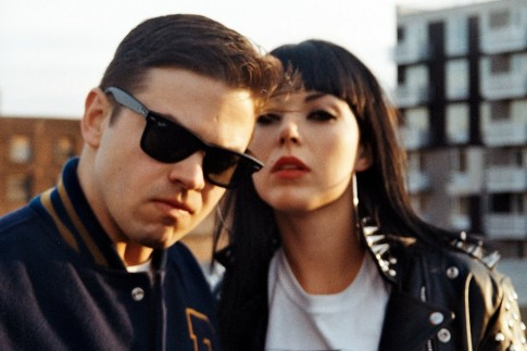 , Sleigh Bells play Dublin in February