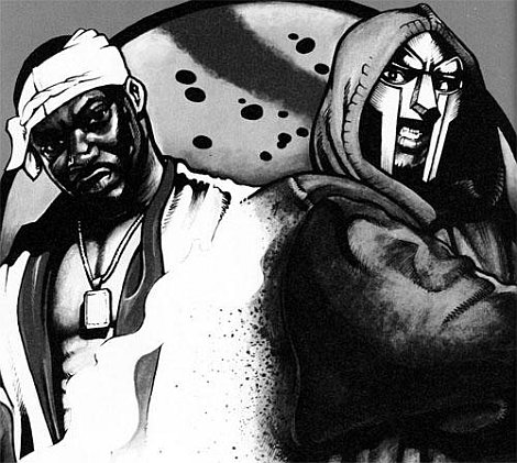 , Ghostface vs MF Doom album still coming
