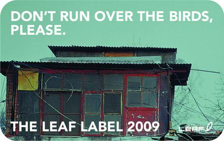 , Giveaway: Leaf Label digital sampler