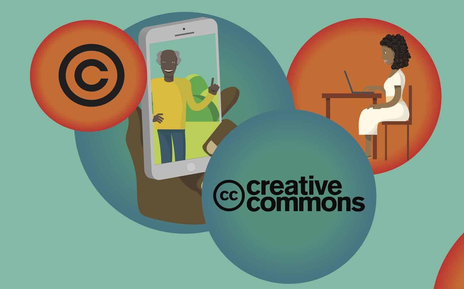 Copyright vs Creative Commons – what's the difference?