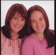 Niamh McKee and Catherine McBennett