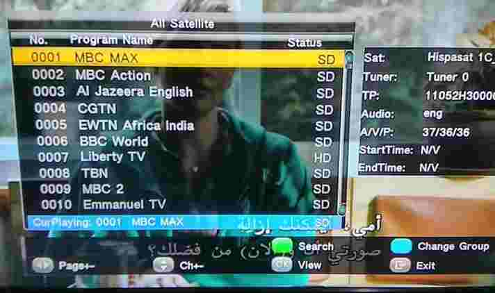 How To Track New Tstv Channels And New Fta Frequencies Released