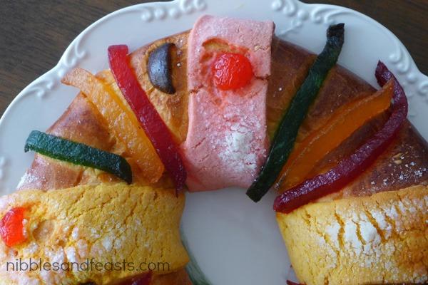 Dia De Los Reyes Cake