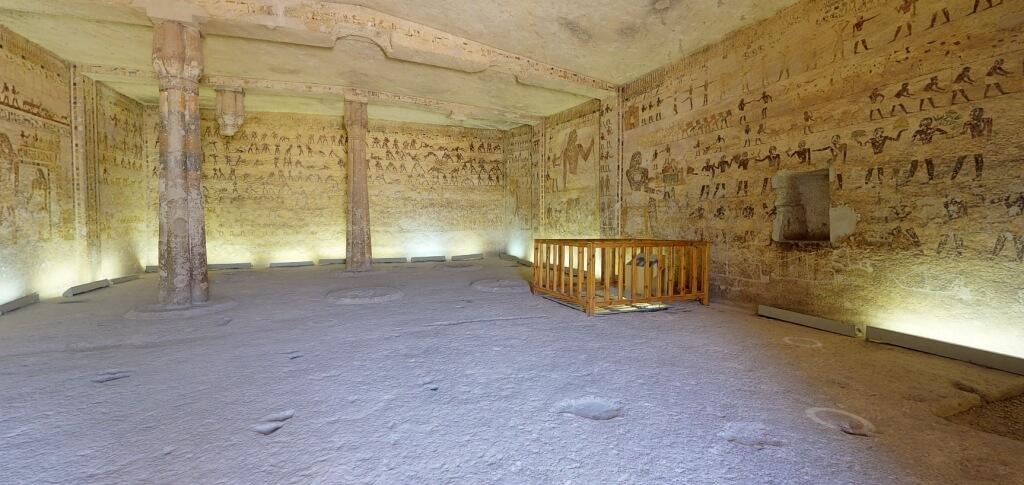 Necropoli Beni Hassan